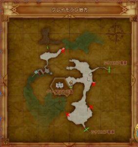 クレイモランのマト地図