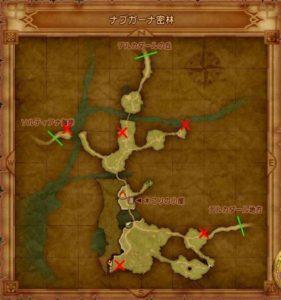 ナプガーナのマト地図