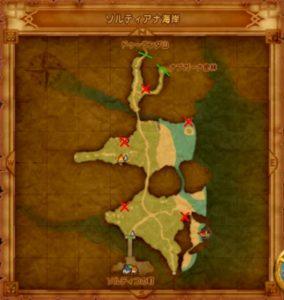 ソルティアのマト地図